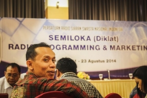 Semiloka Radio Programing & Marketing PRSSNI