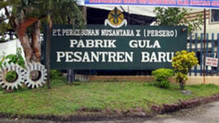 PG. PESANTREN BARU