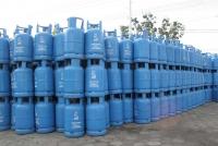 Mahalnya Harga Gas Elpiji 12 Kilogram Membuat Sebagian Pengusaha Kuliner Di Kabupaten Kediri Juga Memakai Tabung 3 Kg.