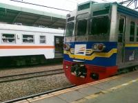 Stasiun Kereta Api Kediri Tidak Layani Tiket Lebaran