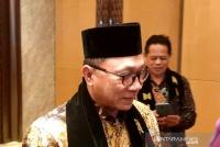 Ketua MPR Singgung Pentingan GBHN Dalam Peringatan Hari Konstitusi