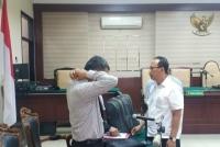 Mantan Sekda Kota Malang Divonis 3 Tahun Penjara