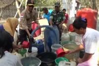 Jumlah Desa Terdampak Kekeringan Di Ngawi Bertambah