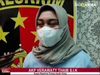 Satreskrim Polres Kediri Kota, Masih Kejar Pelaku Pembunuhan di Hotel Lotus Kediri