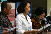 Pansel KPK Setuju Pendapat Jokowi Ukuran Pemberantasan Korupsi Diubah