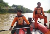 Pencarian Orang Tenggelam di Sungai Brantas, Belum Ditemukan