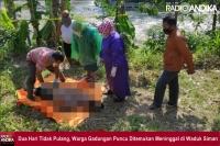 Dua Hari Tidak Pulang, Warga Gadungan Puncu Ditemukan Meninggal di Waduk Siman
