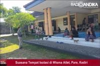 Rapid Test Massal Pengunjung Warung Kopi di Doko Ngasem, Hasilnya 30 Orang Reaktif