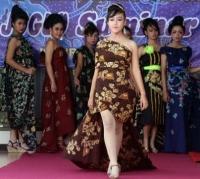 Batik Garuda Muka Kediri, Kebanggan Karya Lokal