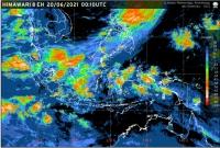 BMKG Sidoarjo, Benarkan Potensi Waspada Banjir di Jatim Hari ini