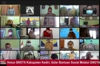 Pemerintah Kabupaten Kediri, Salurkan Bantuan Pendidikan Melalui GNOTA