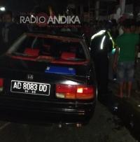 Kecelakaan Libatkan Dua Mobil, Satu Korban Meninggal