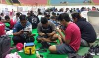 Pemkot Kediri Wadahi Anak Muda Dengan Permainan ON LINE