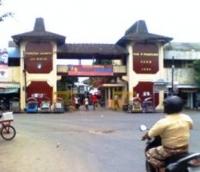 Nasib Pedagang Pasar Pamenang di Tangan BPN