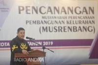 Walikota Kediri Mengingatkan Musrenbang Harus Sesuai Dengan RPJMD Kota Kediri