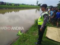 Pamit Merumput, Warga Purwoasri Kediri Ditemukan Mengapung di Sungai