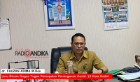 Jubir Covid-19 Kabupaten Kediri, Sembuh dari Virus Corona