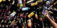 Ratusan Minuman Keras Disita Polresta