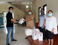 IDI Apresiasi Donasi Radio ANDIKA Untuk Paramedis