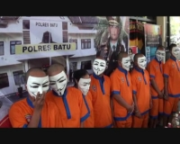 Brantas Narkoba, 8 Tersangka Diringkus Polisi