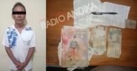 Jualan Togel, Kakek Asal Selopuro Blitar Diamakan Polisi