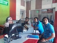 Bisnis Interaktif Radio ANDIKA bersama Biznet