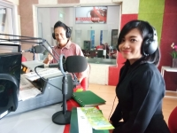 Bisnis Interaktif Radio ANDIKA bersama Purnama Hotel, Batu