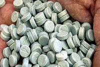 Edarkan narkoba jenis pil double L warga Kaliombo kota Kediri diamankan polisi