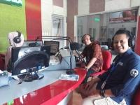 Bisnis Interaktif Radio ANDIKA Bersama Telkom