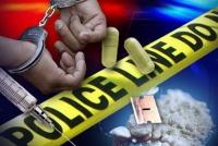 Edarkan narkoba , warga desa mojoduwur kecamatan pare kabupaten kediri diamankan polisi .