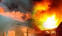 Pabrik Pupuk Organik Di Purwoasri Terbakar