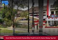 Enam Staf Dinas Kominfo Pemkab Blitar Positif Covid-19, Kantor Ditutup Tiga Hari