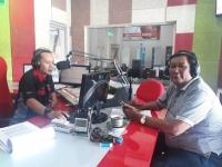 Kajian Interaktif Tombo Ati Radio ANDIKA bersama (H. Bundiar) Mbah Bun