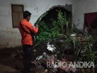 Hujan Deras, 2 Desa di Mojo Kediri Terkena Longsor