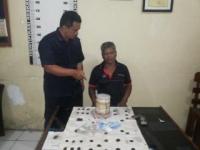 Bandar perjudian dadu, Ditangkap Polisi