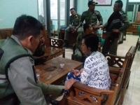 Satpol PP Kota Kediri, Masih Mencari Keluarga ODGJ Dari Surabaya