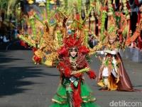 Banyuwangi Ethno Carnaval akan Hadir Kembalikan Kejayaan Kerajaan Blambangan