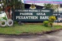 Lahan Pabrik Gula Pesantren Baru Diklaim milik warga