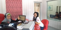 Bisnis Interaktif Radio ANDIKA bersama PT. Telkom Kediri