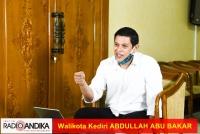 Walikota Kediri Bagikan Kiat Suksesnya dalam Orientasi Siswa Secara Daring