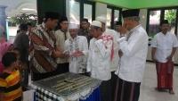 Walikota, Safari Ramadhan, Sembari Reamikan Masjid Di Perum Wilis Indah.