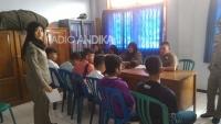 Satpol PP Kota Kediri, Jaring 6 Pelajar Bolos