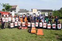 Peringati HKBN, BPBD Kota Kediri Gelar Apel Siaga Sadar Bencana