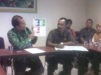 Pelantikan Walikota Kediri 2 April 2014, Panitia Antisipasi Munculnya Kerawanan