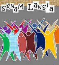 Ribuan Lansia Ikut Senam Kesehatan.