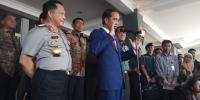 Jokowi: Kasus Novel Baswedan harus segera dituntaskan!