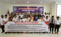 Kapolres Malang Apresiasi Deklarasi Damai Pilkades Serentak
