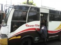 Harga BBM Turun, Tarif Angkutan Tetap.