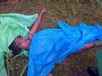 Seorang siswi Terseret Banjir Lahar Saat menyeberangi Sungai