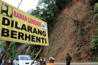 Puluhan Desa Di Wilayah Kabupaten Kediri Rawan Longsor